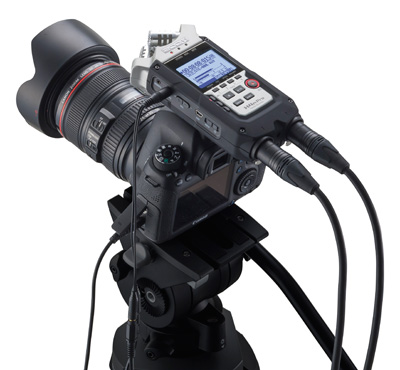 Zoom H4nPro Digital Audio Recorder