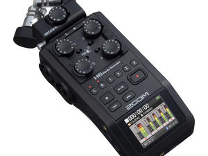 Zoom H6 BK for sale nz