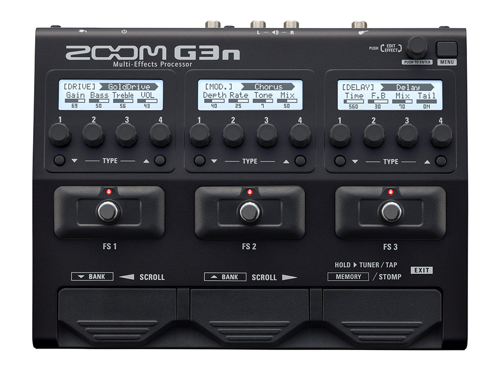 g3n multi effects processor for guitarists. Black Bedroom Furniture Sets. Home Design Ideas