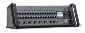 L-20R is a rack-mountable digital mixer for musicians and sound engineers