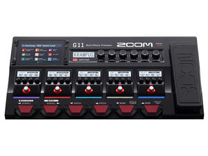 Zoom G11 Multi-Effects Pedal