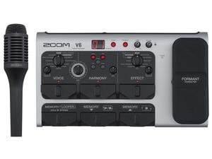 Zoom V6 Vocal Effects Pedal